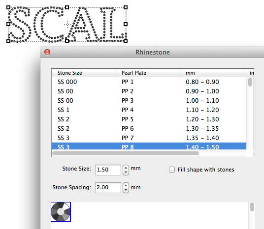 Craft Edge Software To Cut True Type Fonts With Your Ecraft Black